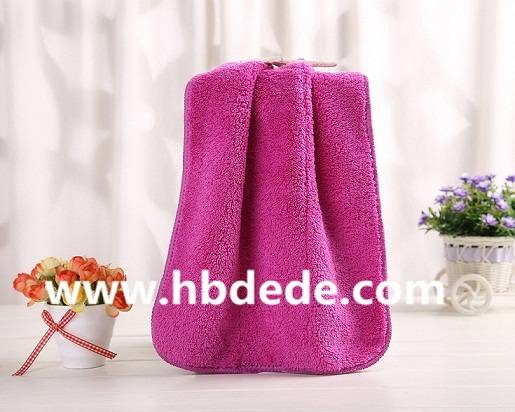 soft colorful and high quality bath towel