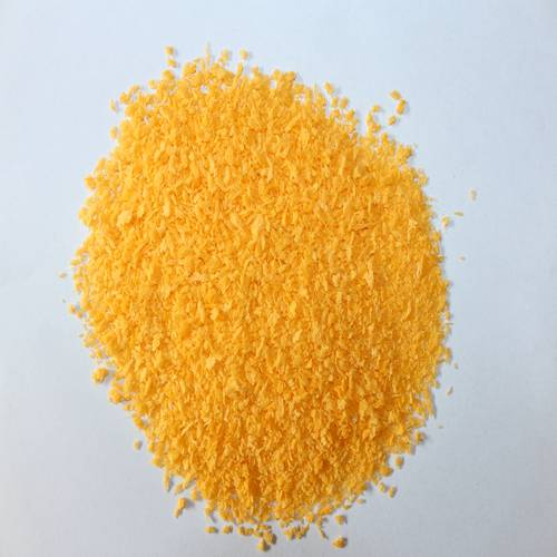 Yellow 4-6mm Japanese bread crumbs CZ-RT-08