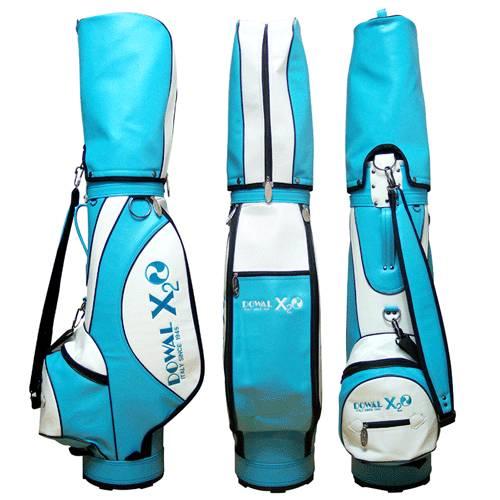 golf club bags-pu pvc half.boston bags