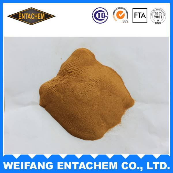 China best quality raw chamical material sodium naphthalene sulfonate formaldehyde as water reducer