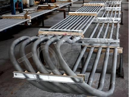 Ethylene Cracking Tube Assembly