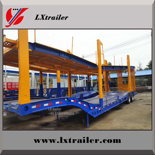Double Floor Steel 2 Axles Car Carriers for sale Philippines