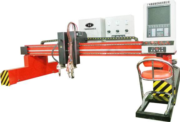 Heavy-duty Gantry CNC Cutting Machine Supplier