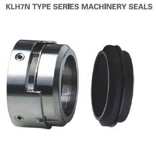 Burgmann H7N mechanical seal replacement for pumps