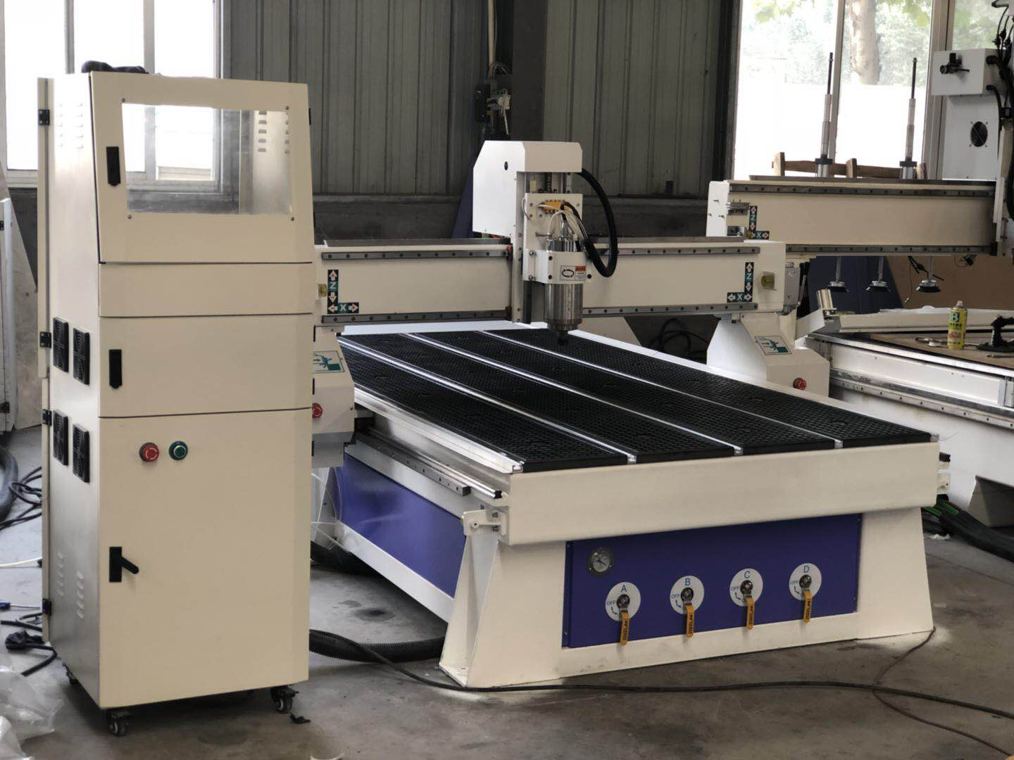 1325 CNC Router with mach3 control