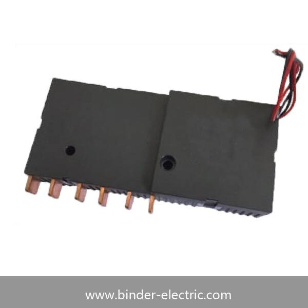 BR201C-100A 3SPST 100A,120A Magnetic Latching relay
