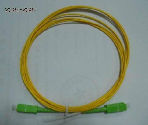 SC/APC-SC/APC fiber optic patch cord
