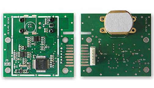 Infrared (NDIR) Carbon Dioxide (CO2) Gas Sensor Module CM1101-1 Series (single beam)