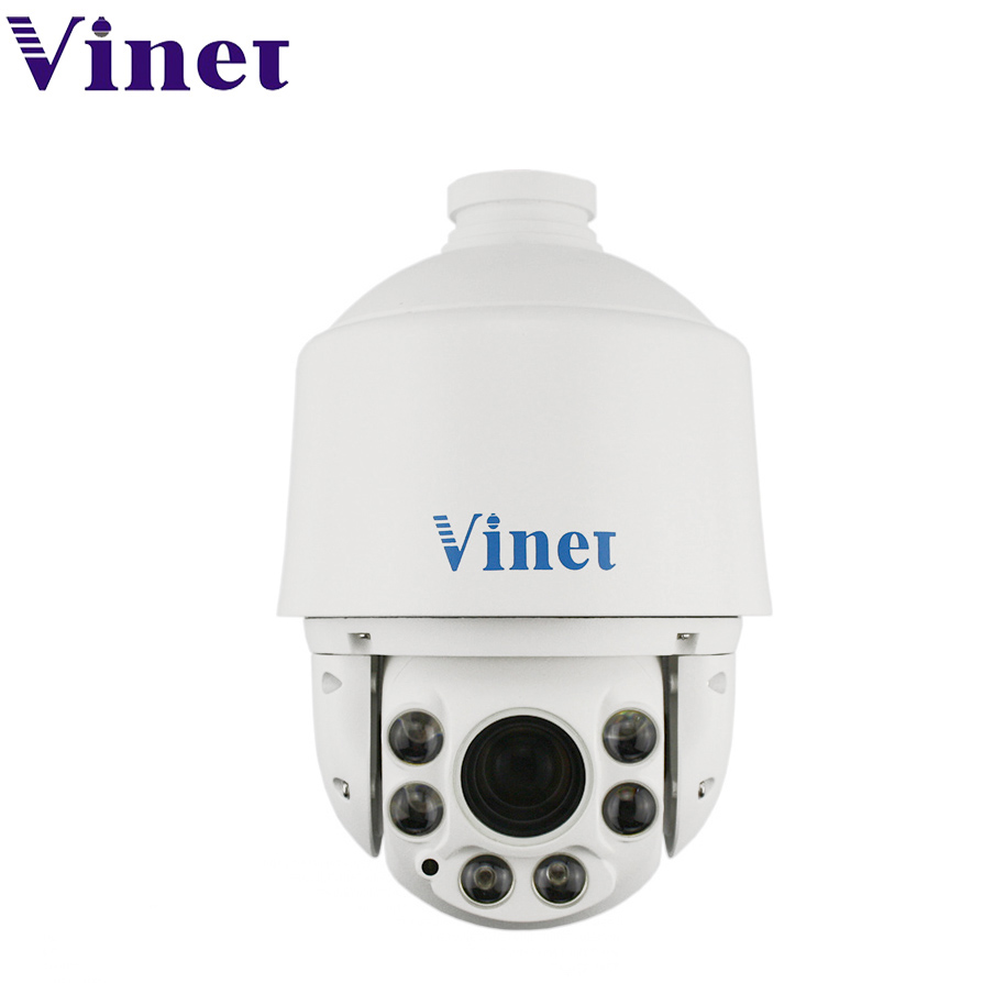 2.0MP 4 Inch POE Mini High Speed Dome IP CCTV Security Camera Infrared Waterproof Speed Dome Camera