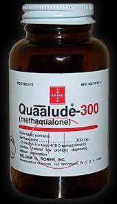 Mandrax (Methaqualone / Quaaludes)