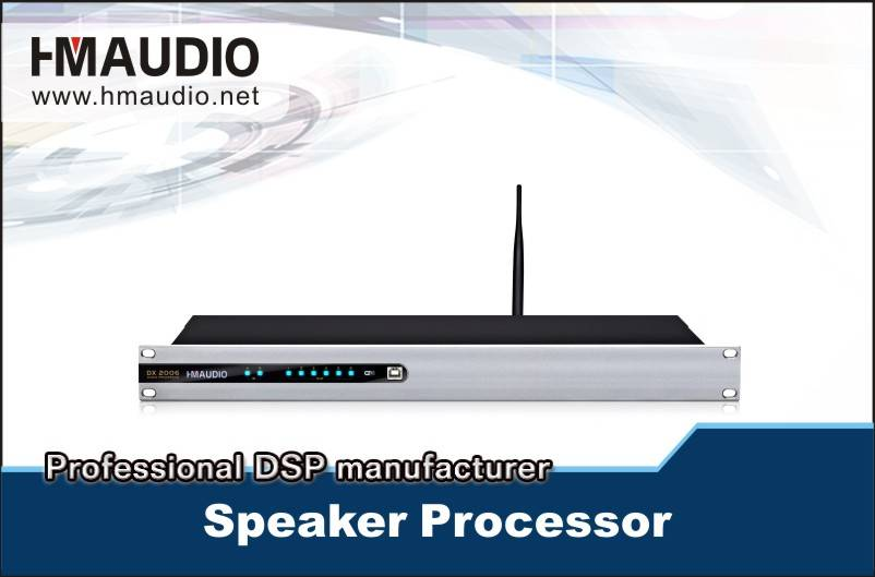 DX2006 Advertising High Quality Digital Audio processor