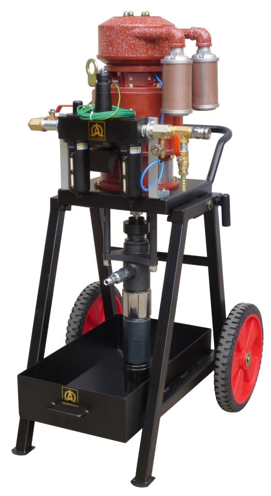 Airless Pump 52:1 HK-CM-800