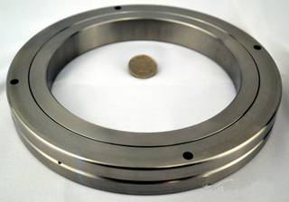 Crossed Cylindrical Roller Bearings XSU series