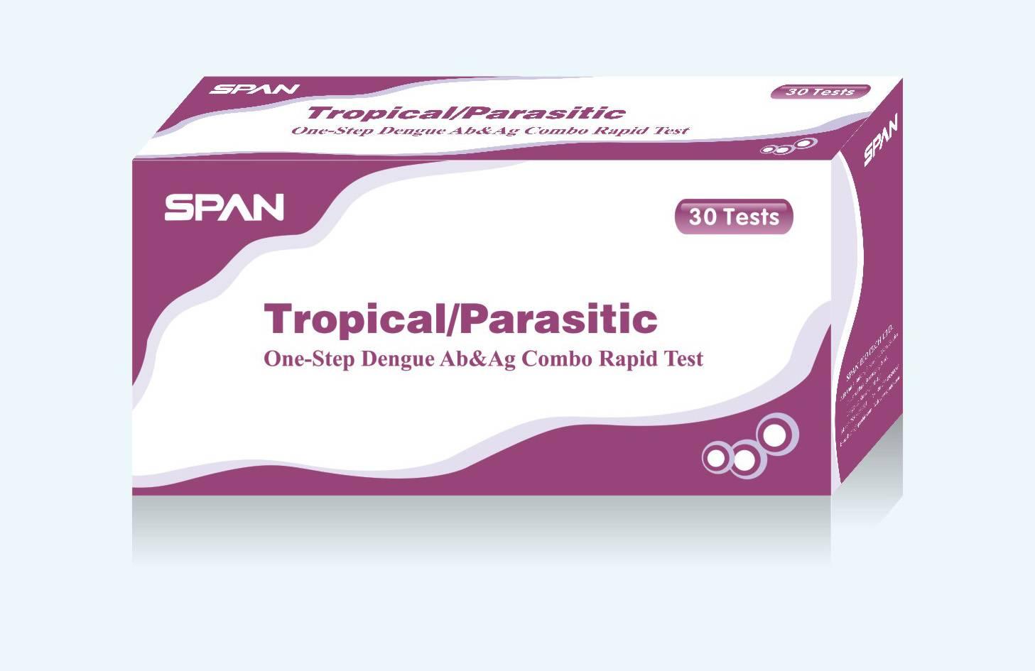 Dengue NS1 Ag & IgG/IgM Combo Rapid Test