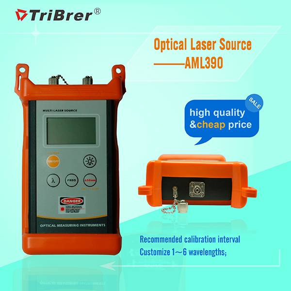 Optical Laser Source,Optical Multi Source Tribrer Brand AML390