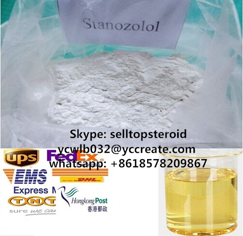 Oral Steroid Hormone Winstrol Oil Base 50mg/Ml CAS 10418-03-8