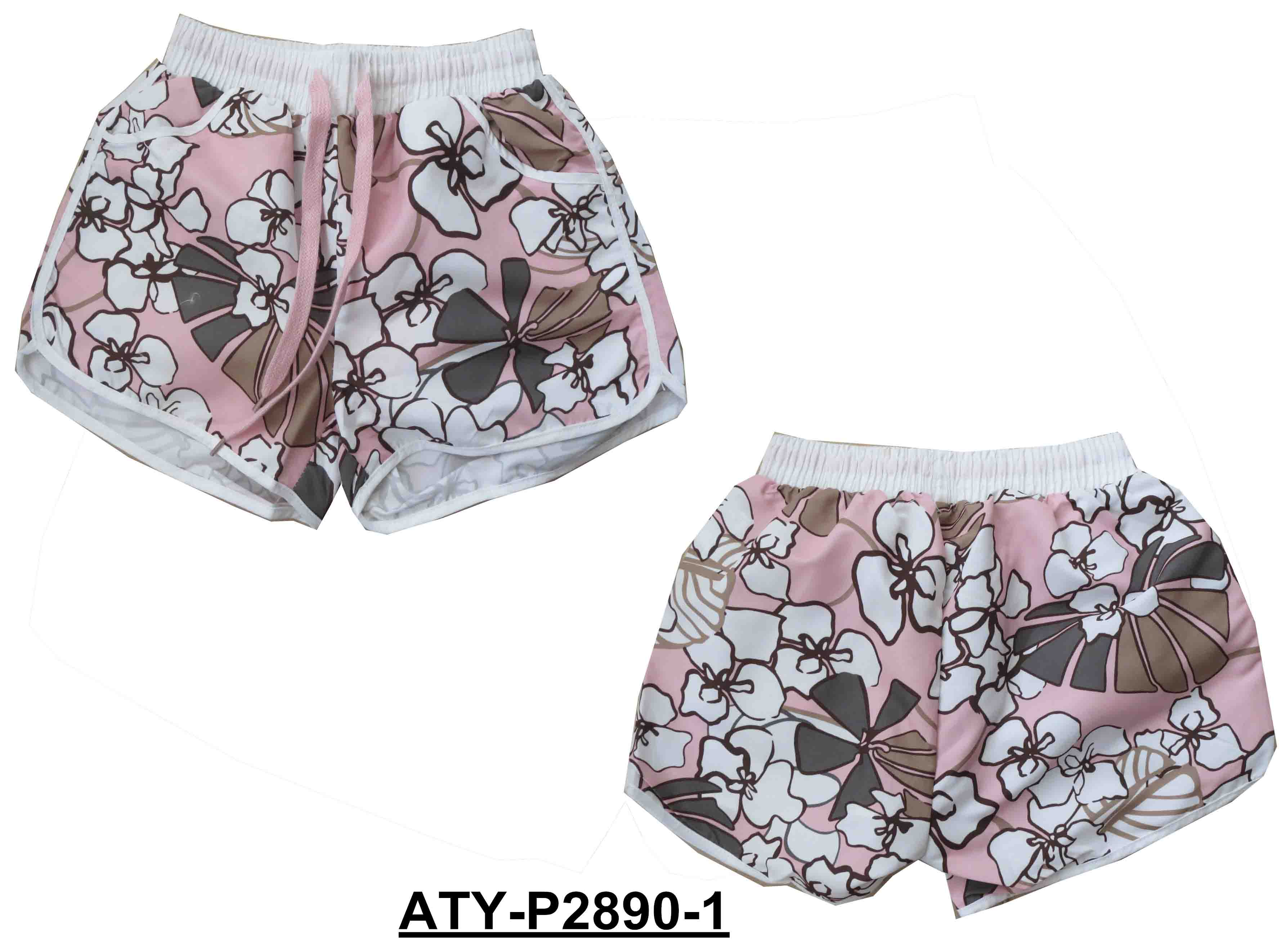 Kids girls swimming shorts, Children's wear