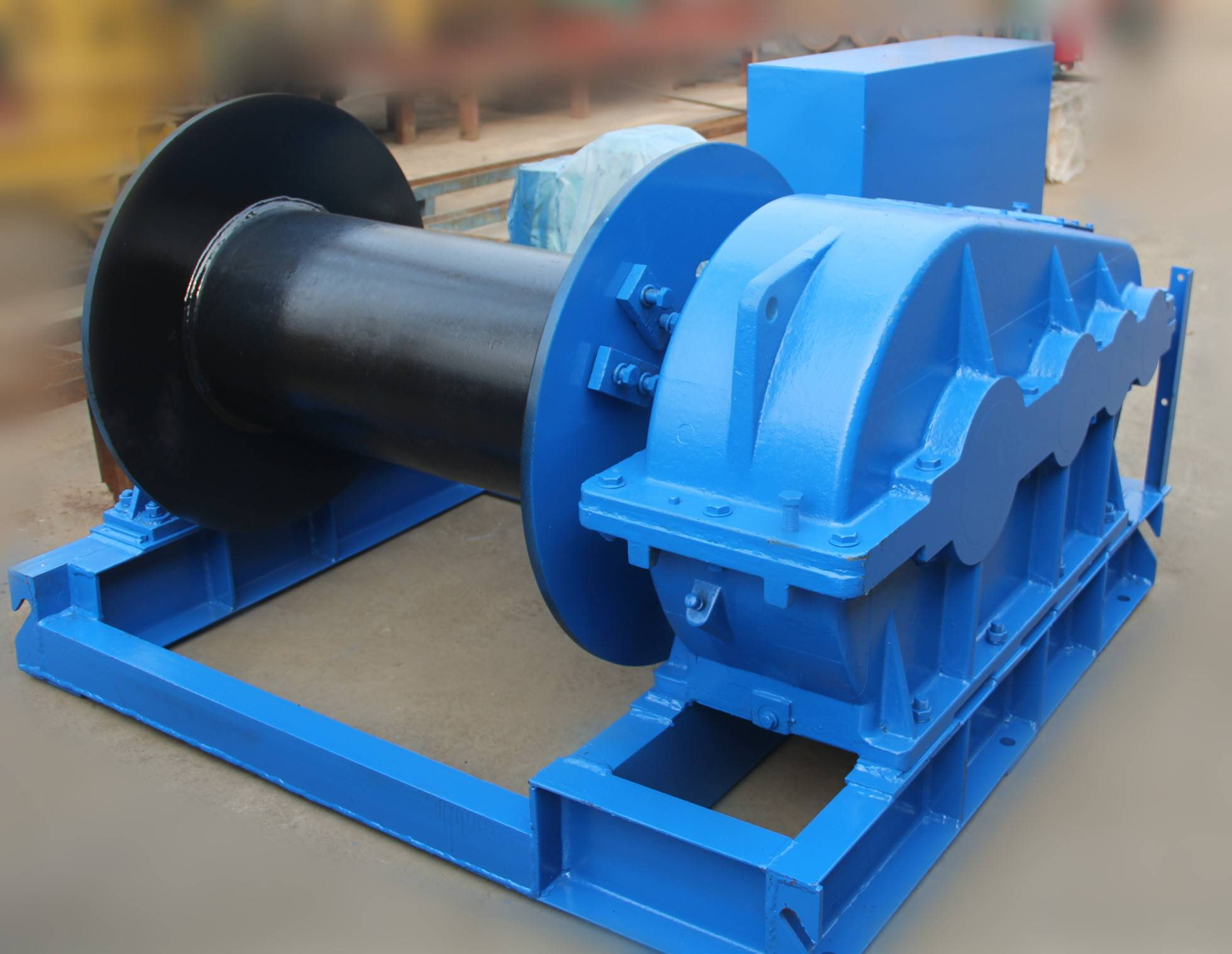 wire rope electric winch 1 ton