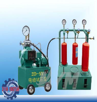 Hydraulic Cylinder Test Machine