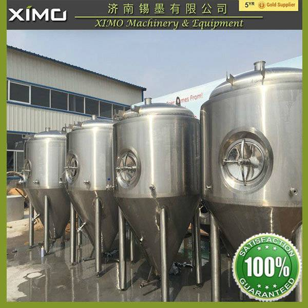 5000l beer brewery equipment