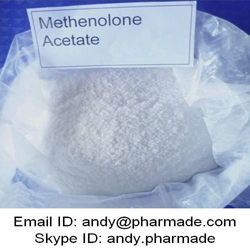 USP30 Methenolone Acetate Primobolan Acetate Primobolan Powder Bodybuilding