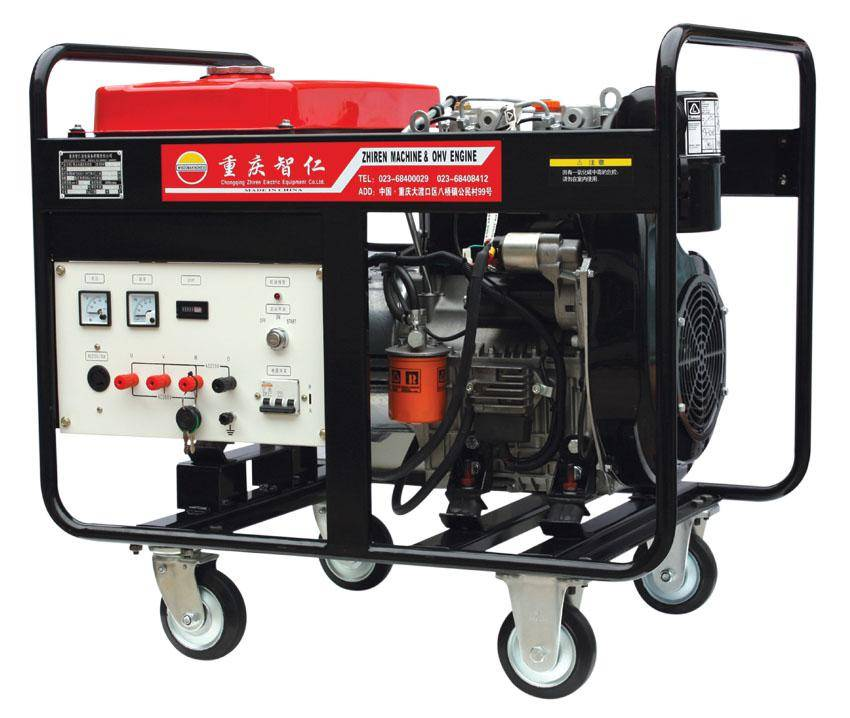 12KW Rare Earth Permanent Magnet Diesel Generating Set
