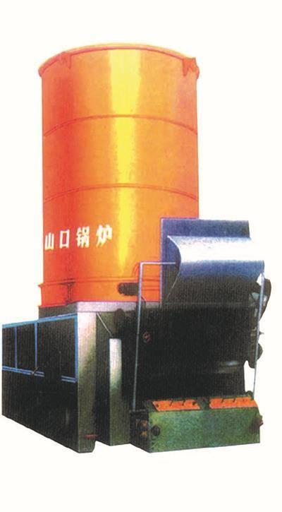 Organic heat medium boiler
