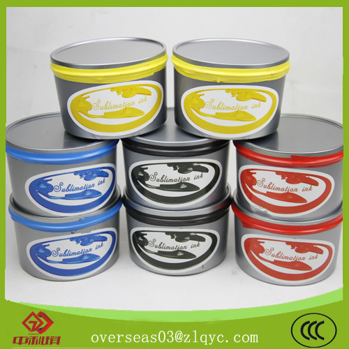 New product Dye Sublimation Offset Ink for offset printer