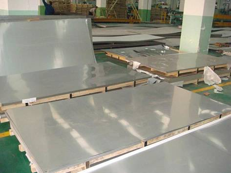 Type 321 stainless steel plate/sheet