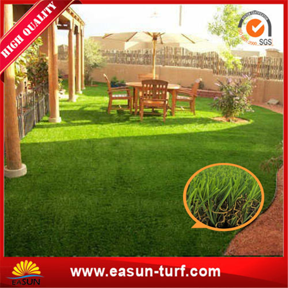 Low prices anti-UV garden synthetic grass turf-ML