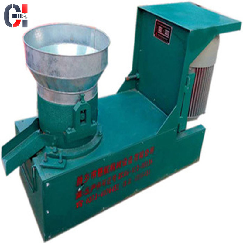 Rice husk animal feed pellet machine