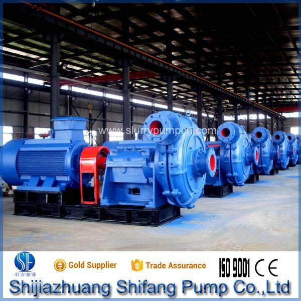 6 inch slurry pump