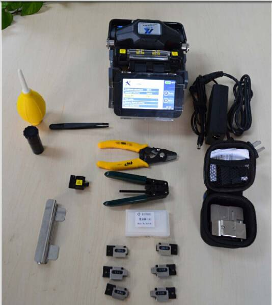 Fiber optic fusion splicer ELOIK ALK-88A