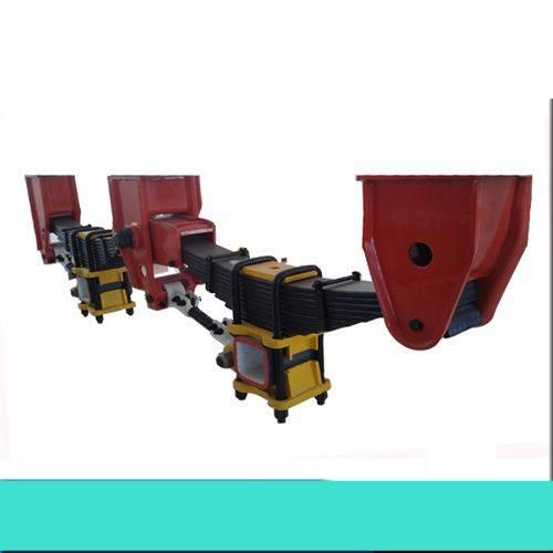Trailer Truck Suspention Equalizer Hanger Spring Parts