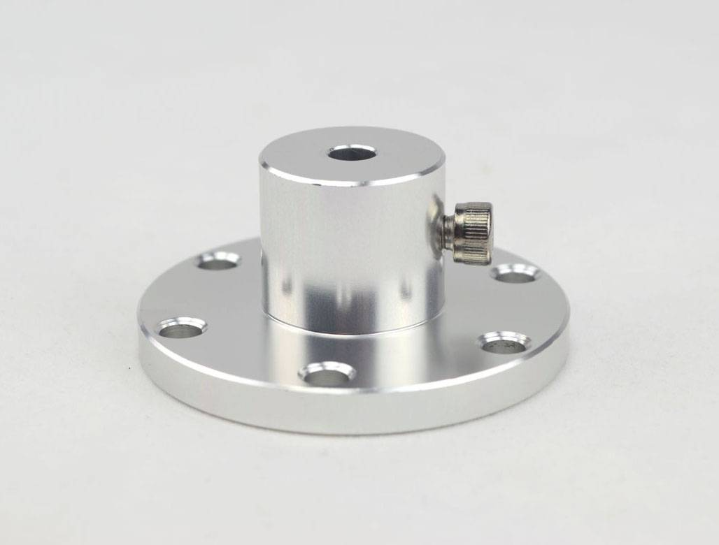 6mm universal aluminum mounting hubs for shaft 18007