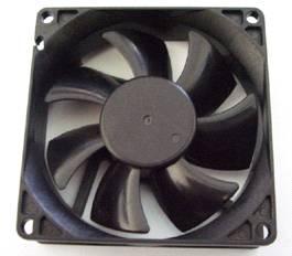 DC Brushless Fan (JD8025DC)