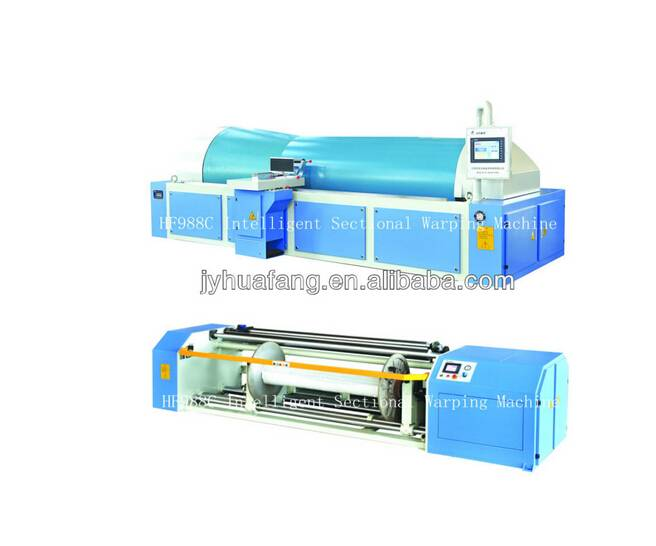 HF988C Sectional Warping Machine