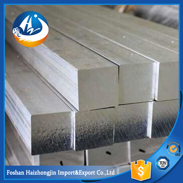 316L stainless steel square bar trade company