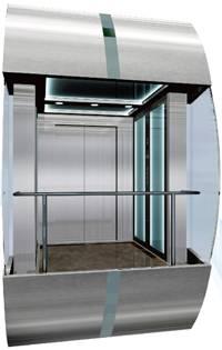 Observation elevator D16810