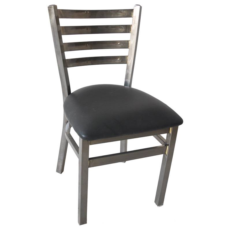 Clear Coat Metal Chair furniture (ALL-77CL)