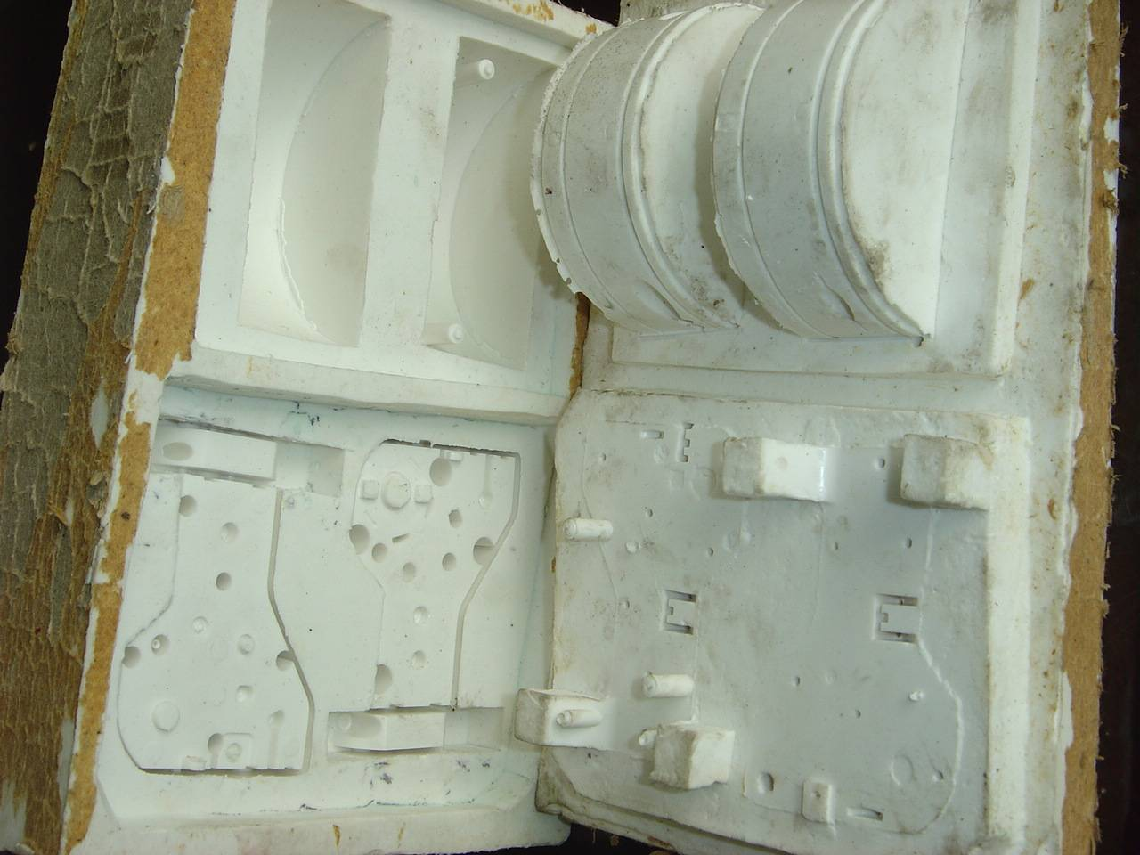 Silicone rubber for Mould RTV-2 for Gypsum statues Mold Making