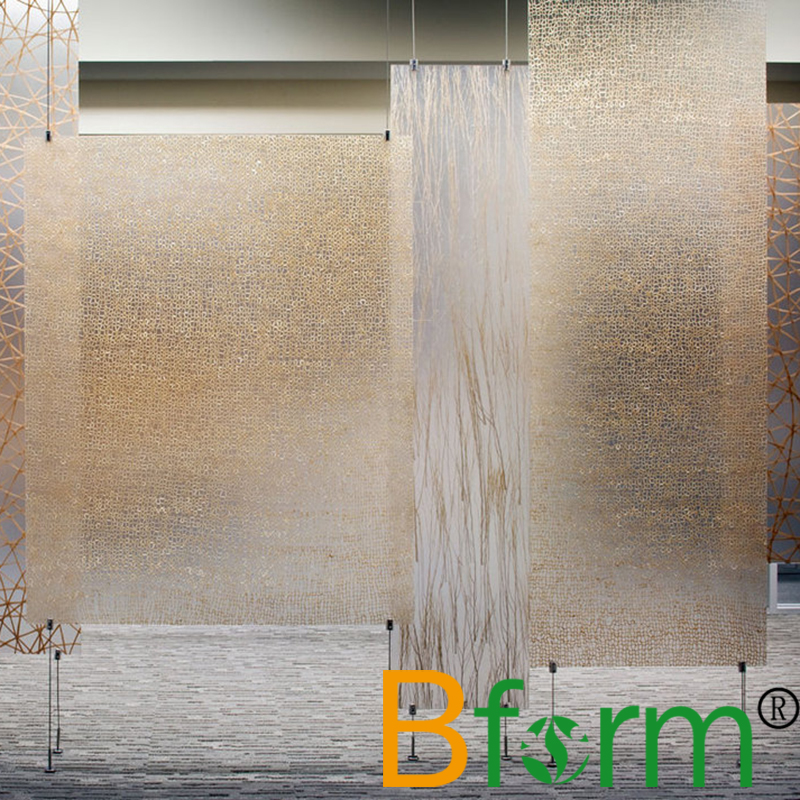 China Manufacturer Customized Translucent Resin Panel