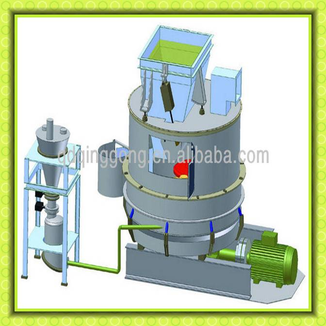 Rotary Table Shot Blasting Machine / Cleaning Blasting Equipment