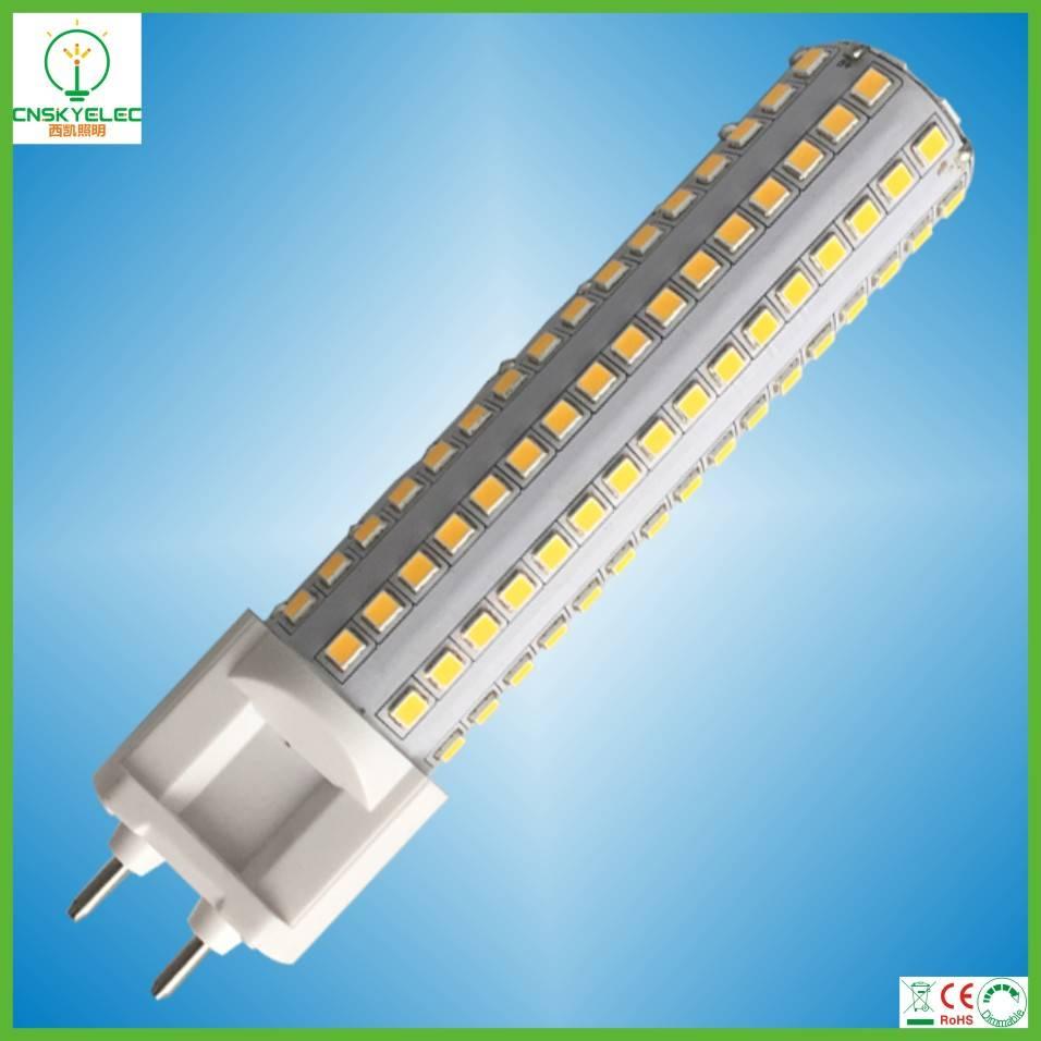 15W G12 LED Bulb 85-265V PF>0.95 G12 LED Lamp