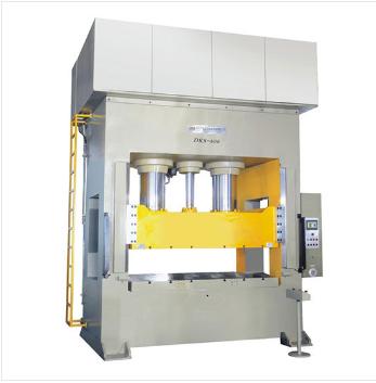 Thin Plate Hydraulic Molding Press Machine