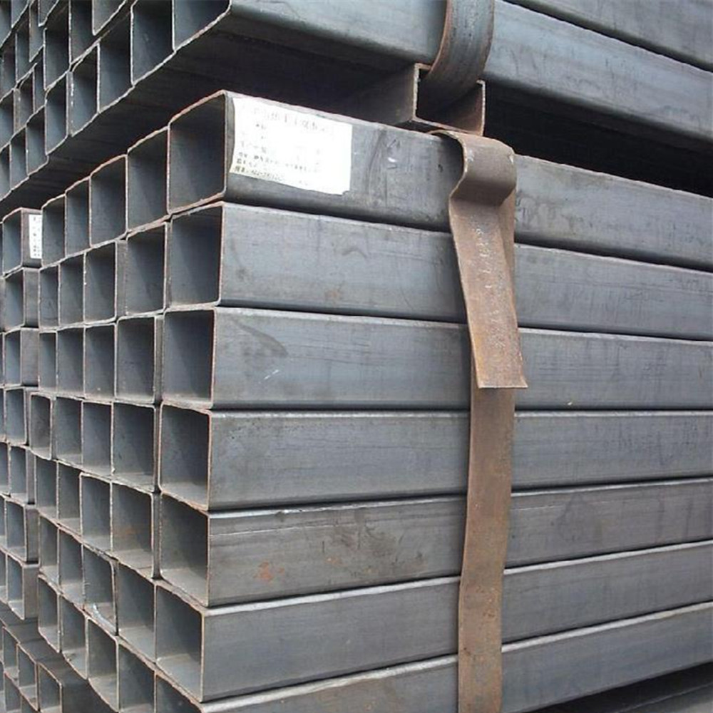 Iron GI / pre galvanized hollow section square iron / steel pipe / tube