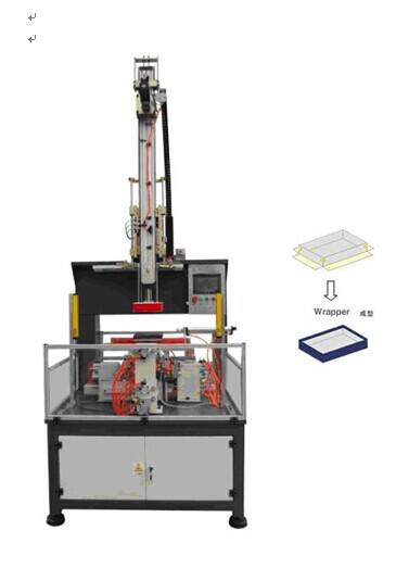HM-500A Rigid Box Forming Machine