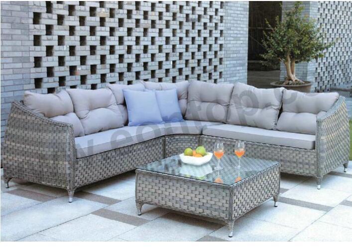 2018 hot rattan sofa sets