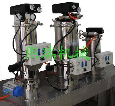 supply VX powder conveying system