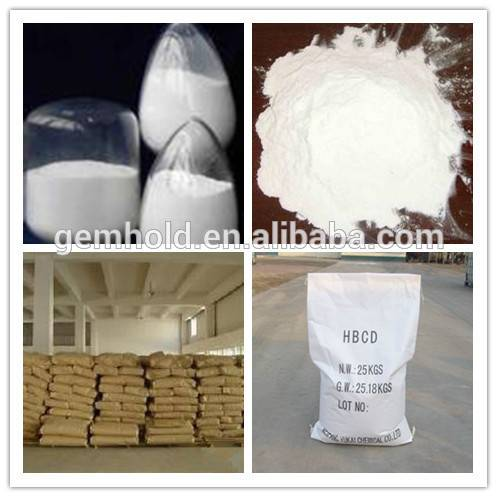 Flame retardants hexabromocyclododecane (HBCD)